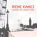 Rene Kaaij - Heading for London Town COVER.indd